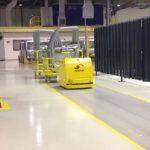 AGV Rebocador - Automação